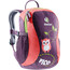 Deuter Kids Pico Backpack plum-coral